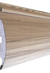 Vinyl Log Siding Side Profile